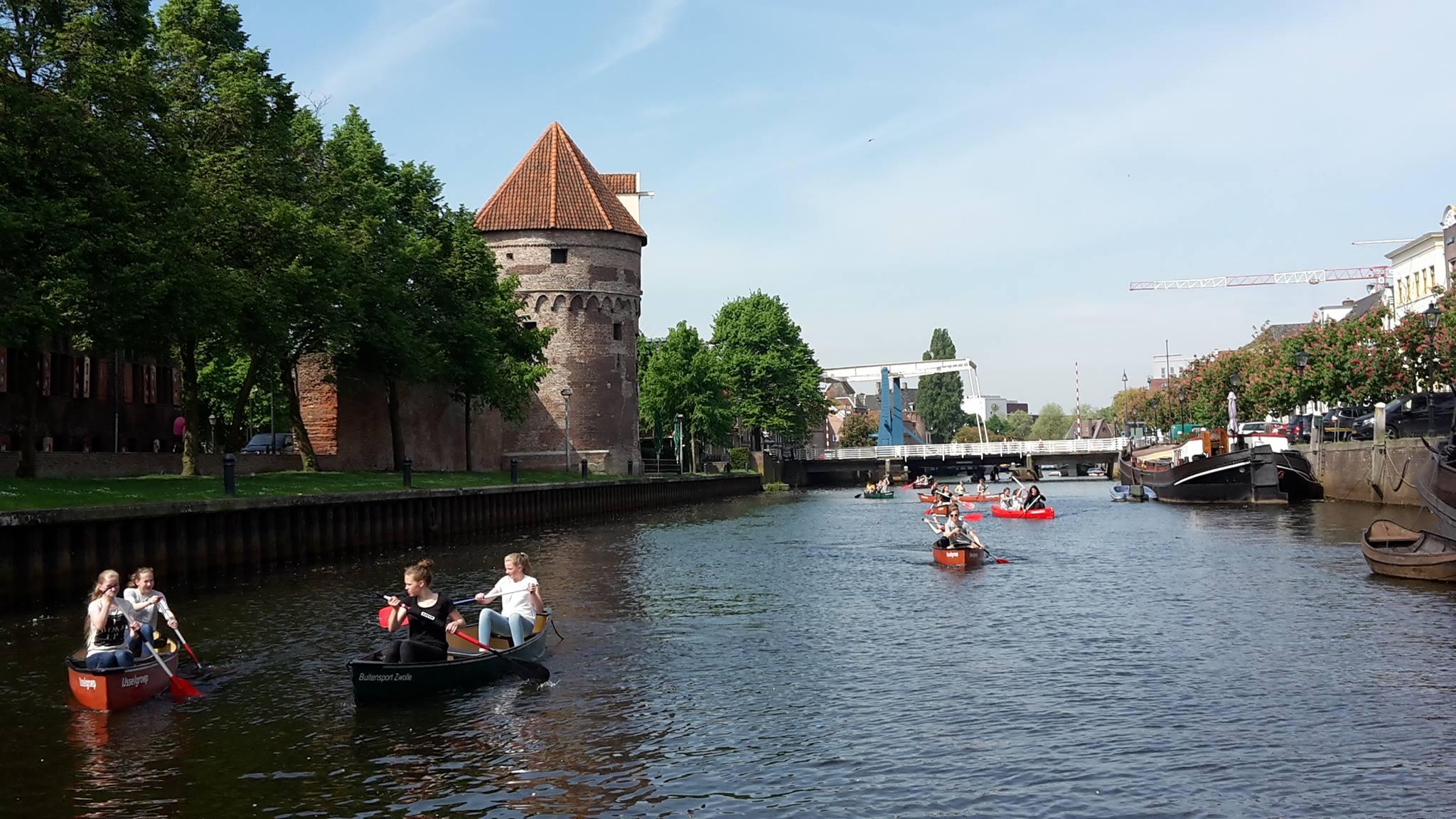 kano varen Zwolle