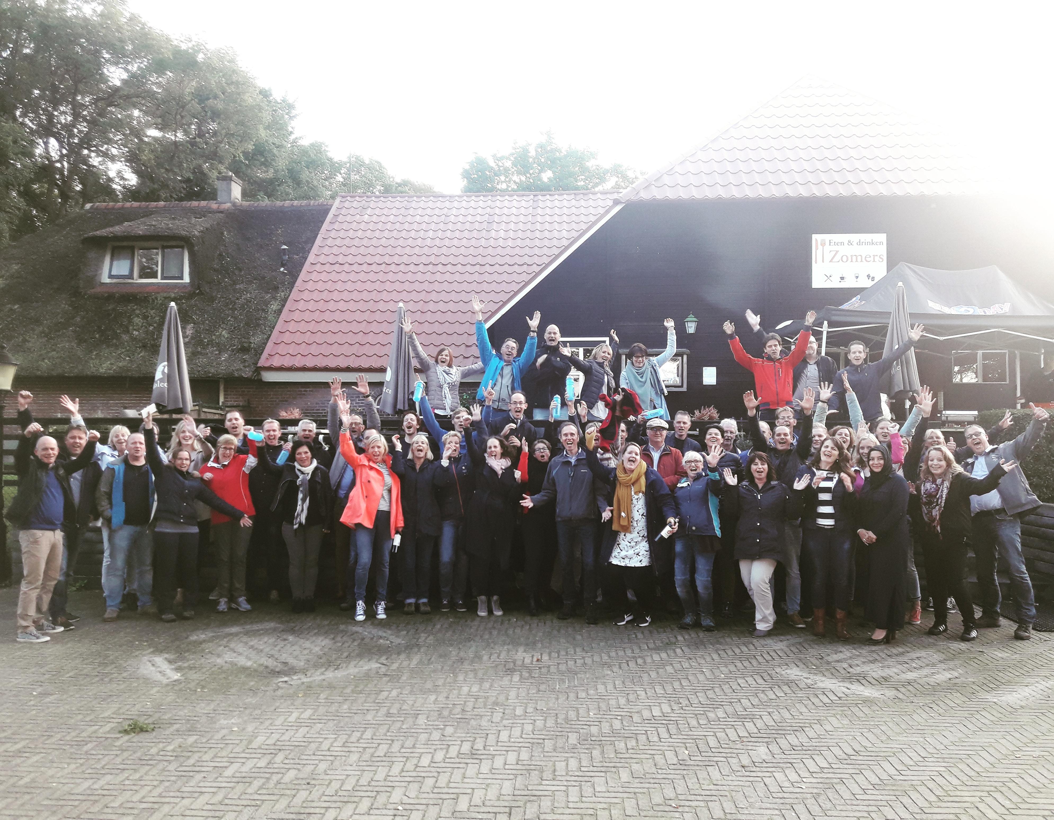 Bedrijfsuitje teambuilding Zwolle