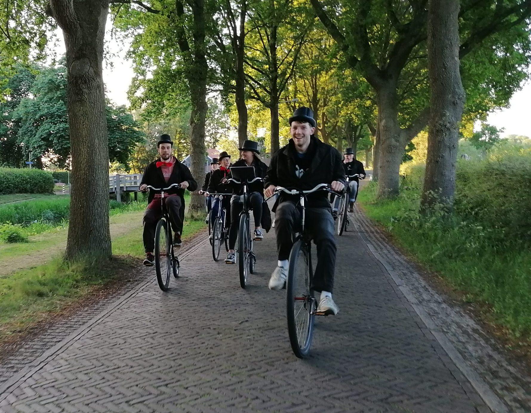 fietsen verhuur zwolle