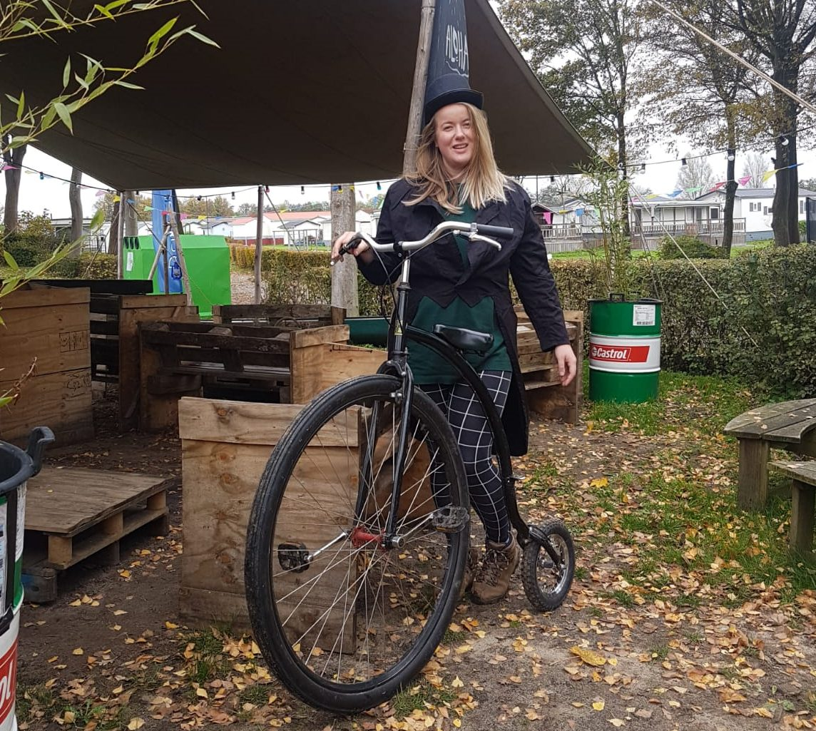 Hoge Bi fietsen